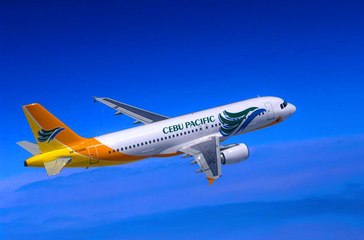 Click here to view the site of Cebu Pacific Airlines.