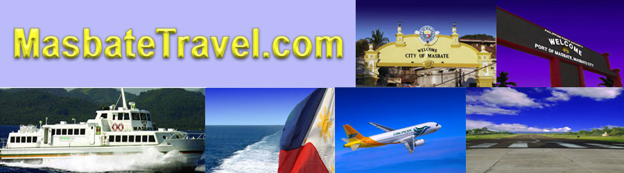 Visit Masbate City via Air on Cebu Airlines or visit the port of masbate via Trans-asia or montenegro lines.